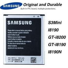 Оригинальный аккумулятор samsung для galaxy s3 mini s3mini i8190