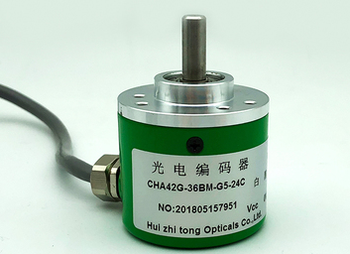 FREE SHIPPING  CHA42G-36BM-G5-24C Photoelectric encoder fully automatic control speed measurement