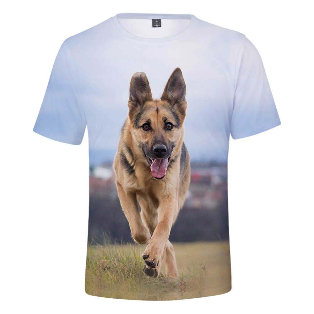 Allemand Chien de Berger FOLIE 4 pattes T-shirt Femmes Motif by siviwonder