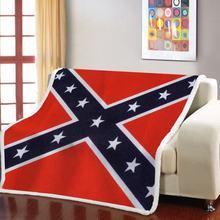 Одеяло с национальным флагом шерпа офисное покрывало 3d принтом