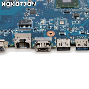 Image 5 - NOKOTION H000052590 Toshiba Satellite C850 L850 Laptop anakart 15.6 HM76 HD4000 DDR3 desteği i3 i5 i7
