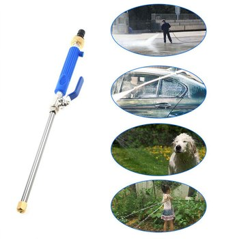 Car high pressure cleaning water gun garden water gun Car High Pressure Water Gun Garden Washer Watering Spray Cleaning Tool image