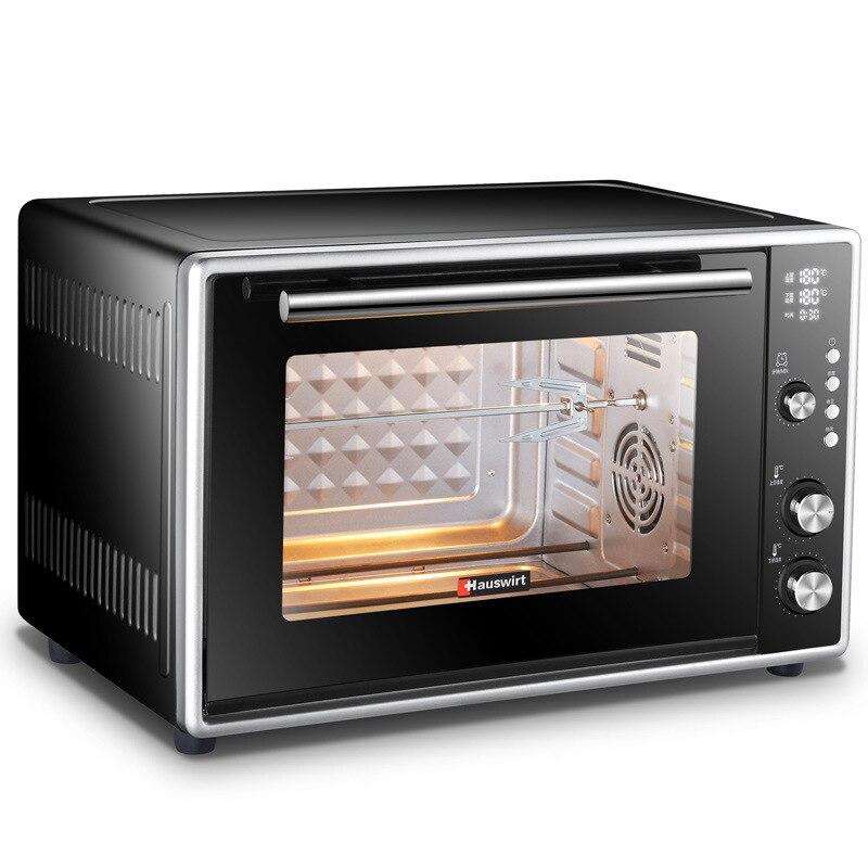 Электрическая духовка 50л, многофункциональная Автоматическая кухонная плита, большая емкость, Электропечь, бытовая техника