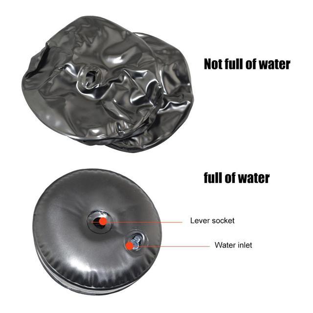 25kg Water-Filled Adjustable Dumbbells  5