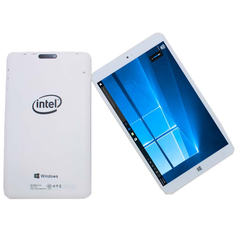 64-bit 8 Inch Tablet PC W804 Android 5.1 + Windows 10 Home(Dual System)  Quad Core 2GB+32GB 1280*800 IPS Dual cameras  Wifi