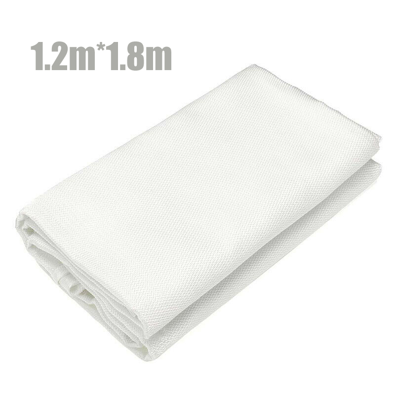 1.8m*1.2m Flame Retardant Emergency Survival Shelter Fire Welding Blanket Fiberglass Safety Cover Fire Emergency Blanket