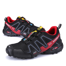 Men casual shoes Solomon series explosion-proof sneakers