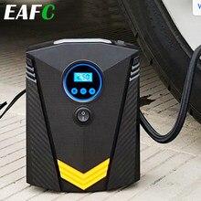 Pompe à Air numérique pour pneus de voiture avec éclairage, gonfleur professionnel électrique pour roues de voiture, 12V