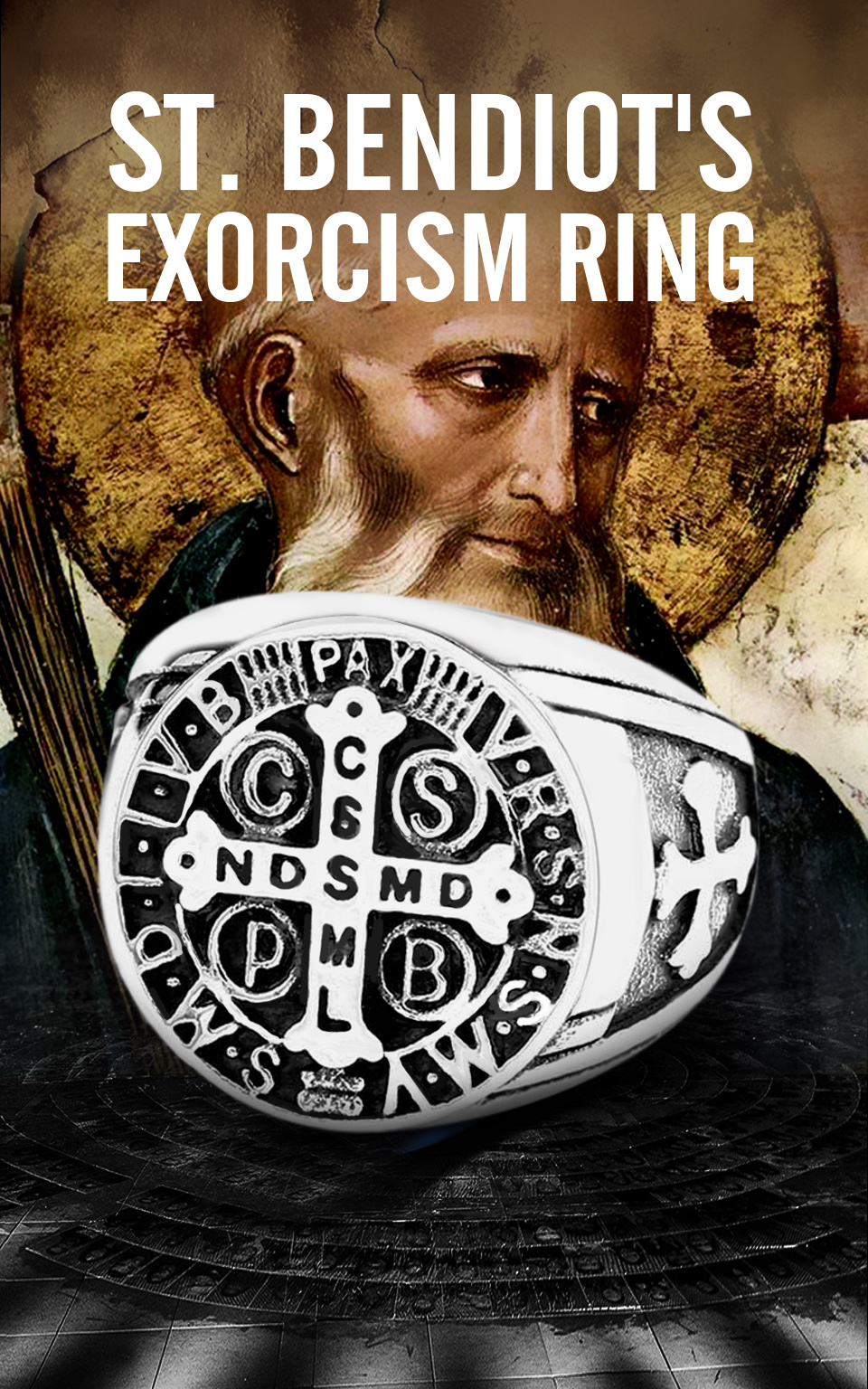 H22c5b37ff284420aab401faca6a771277 - St. Benedict's Exorcism Ring