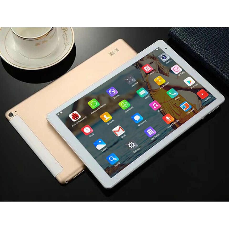 2019 novo 10 polegada almofada 3g 4g tablet pc 10 octa núcleo wifi gps android tablet 4g chamada de telefone comprimidos crianças tablet 10 polegada