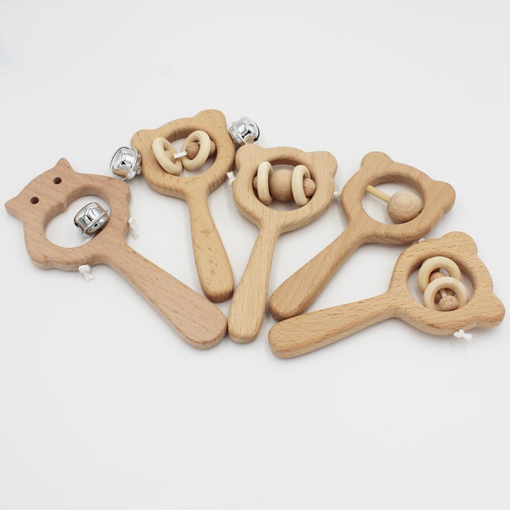 hochet-en-bois-hetre-ours-main-dentition-anneau-en-bois-bebe-hochets-jouer-gym-montessori-poussette-jouet-jouets-educatifs
