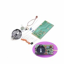 A23-- FM Frequency Modulation Wireless Microphone Module FM Transmitter Board Parts Simple