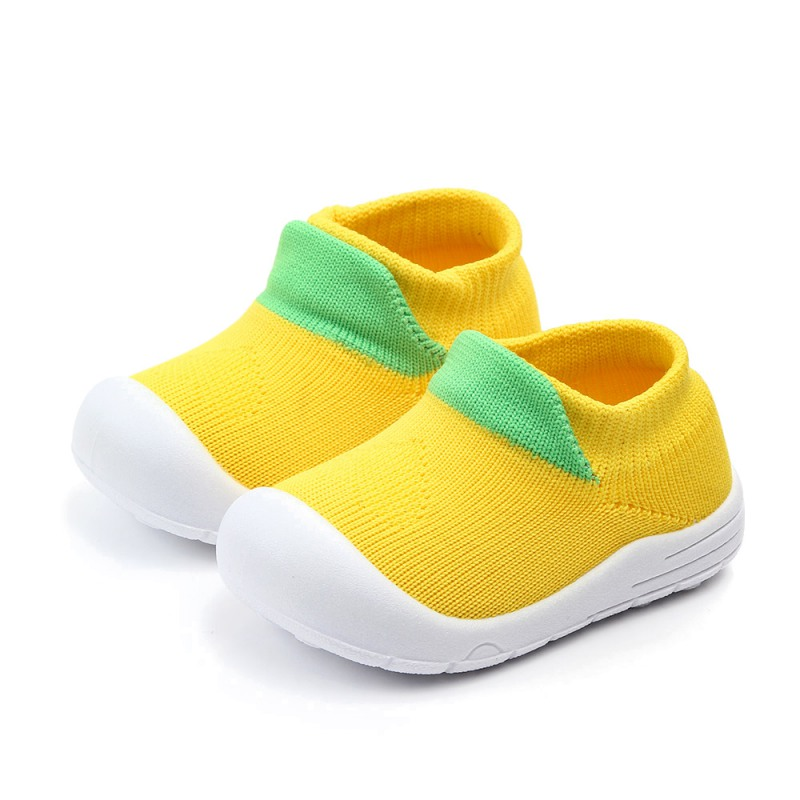 Summer Baby Girl Boy Shoes Anti-Slip Design Sneakers Toddler Soft Soled First Walkers Shoes New