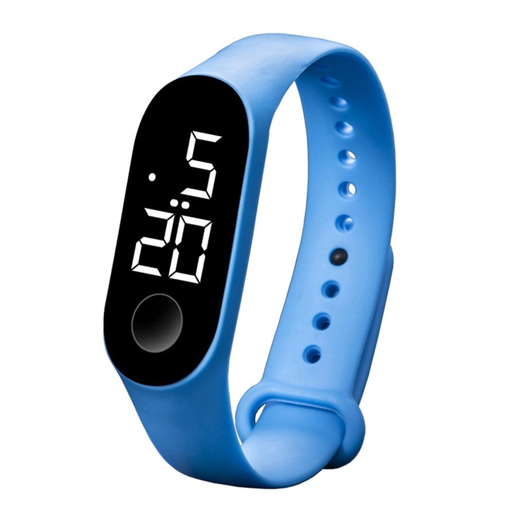H22c71dee5397480799d8dc4d375b6ab1s LED Electronic Sports Luminous Sensor Watches Fashion Men and Women Watches Dress Watch  fashion Waterproof Men's digital Watch