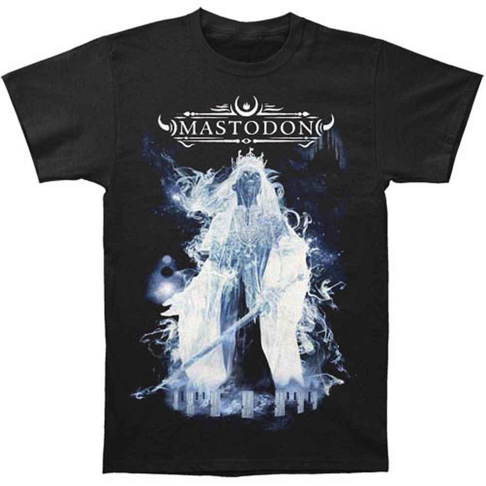 Auténtico MASTODON antiguo reino camiseta Negro S M L XL 2XL nuevo
