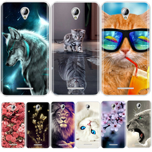 Case For Lenovo A5000 Soft Silicone TPU Cool Design Pattern