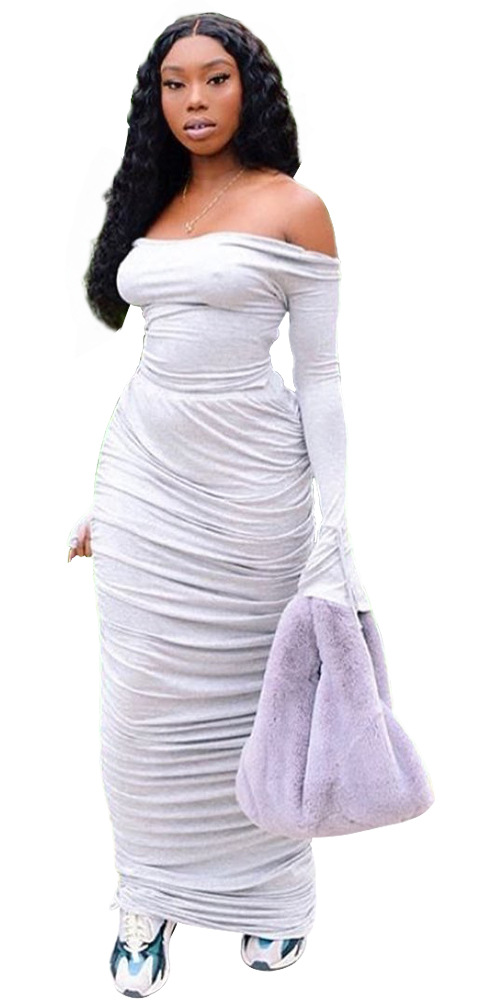 Sexy Night Club Long Sleeve Two Piece Skirt Set Plus Size Fall Outfits Women Clothing Bodycon Matching Sets Bandage Dress Women