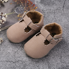Shoes Moccasins First-Walkers Newborn Baby-Girls Infant 0-18M Princess Anti-Slip Solid