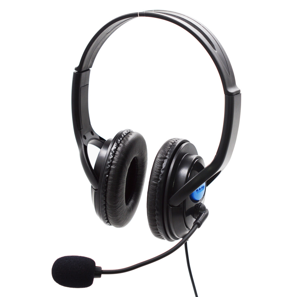 Wired Gaming Headset Headphones with Microphone for PS4 PC Laptop Phone Suitable for PC, Laptop, PS4, Game Console F812