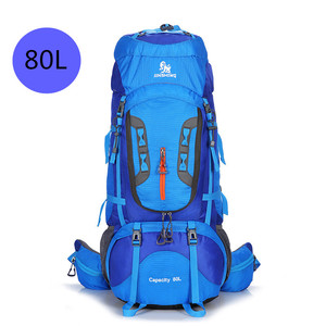 Large 80L Camping Hiking Backp