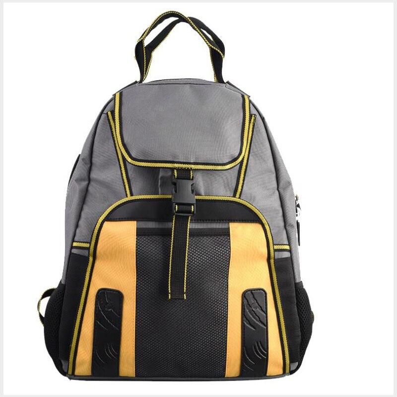 Tool Backpack Large Capacity Backpack Tool Bag Multi-function Kit Waterproof Backpack Storage Tool Storage Bag Shoulder Kit