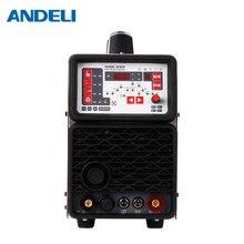 ANDELI TIG-250PACE инвертор цифровой переменного/постоянного тока AC DC Импульсная TIG сварка TIG алюминий с алюминиевым сплавом TIG сварочный аппарат