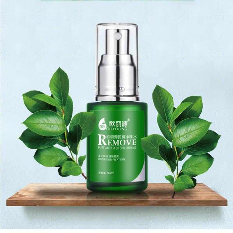Removing Body Odor Natural Remove Armpit Foot Bad Body Odor Water Deodorizer Antiperspirants Bodys Spray