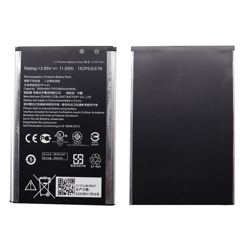 C11P1501 оригинальный аккумулятор 3000мАч для ASUS ZE500CL Zenfone ZenFone 2 Лазерная ZE601KL ZE551KL 2е 6.0 телефон бесплатные инструменты