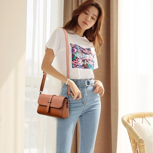 Image 5 - 2019 Women Leather Handbags High Quality Sac A Main Crossbody Bags For Women Leather Messenger Bags Vintage Leather Flap Bag New