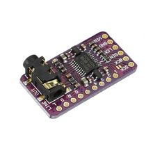 PCM5102 I2S IIS Digitale Audio DAC Decoder Ein-chip-mikrocomputer-schnittstelle Verlustfreie GY-PCM5102 I2S Player Modul Bord