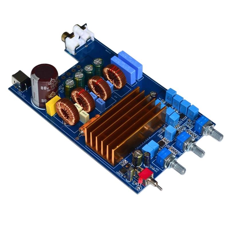 HOT-pour Tpa3255 amplificateur haute puissance classe D Hifi 2.1 carte d'ampli Audio numérique Amplificador 300W + 150W + 150W pour Home cinéma bricolage