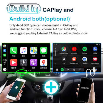PX6 2 DIN Android 10 Car RADIO For VW PASSAT B5 B4 JETTA BORA GOLF 4 POLO MK5/4/3 T5 for Peugeot 307 car stereo audio navigation