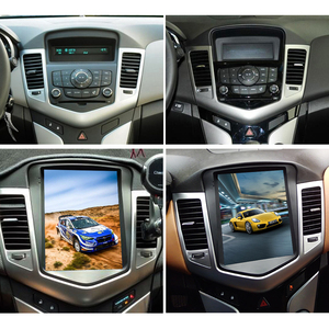 Image 3 - Sinosmart Tesla Style Car GPS Navigation Player Radio for Chevrolet Cruze Daewoo Lacetti Android 2009 2015 IPS Screen