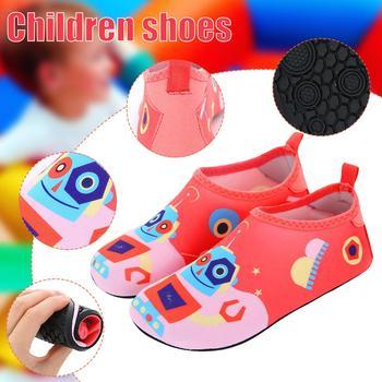 Children Beach Swimming Water Sport Socks Non-slip Quick-Drying for Fitness Dance Yoga Surf Swimming Socks 1