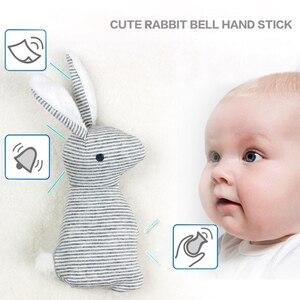 Детские развивающие игрушки для сна, для малышей, 2 года, для девочек, nwborn, для обучения, для младенцев, Набор колокольчиков