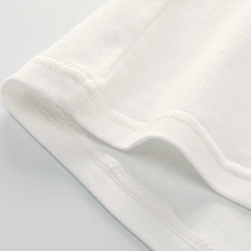バブルガムブラックガールクールおかしい印刷白ヒップホップ原宿幼児女の子韓国クリエイティブキッズ Tシャツファッションかわいいトップ