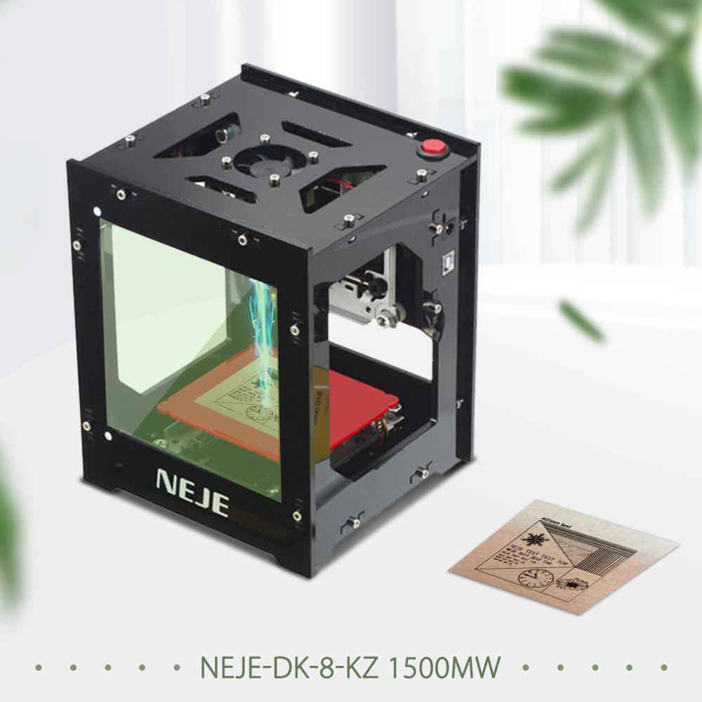 NEJE New 1000mW DIY USB Mini USB Laser Engraving Machine Automatic CNC Wood Router Laser Engraver Printer Cutter Cutting Machine