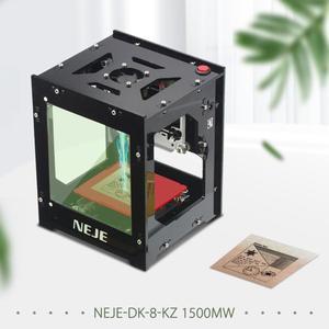 NEJE New 1000mW DIY USB Mini USB Laser Engraving Machine Automatic CNC Wood Router Laser Engraver Printer Cutter Cutting Machine(China)