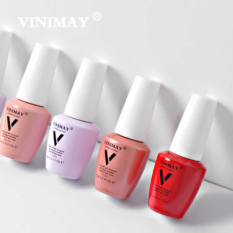 VINIMAY Гель-лак для ногтей, набор праймеров, отмачиваемый УФ-Гель-лак для ногтей, 15 мл