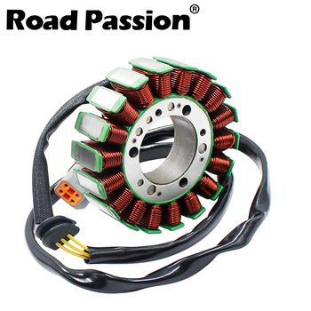 Motorcycle Generator Stator Coil Comp For Can-Am Outlander 330 400 STD 2X4 4X4 Max 400 STD XT 4X4 2004-2008 420296910 420684045
