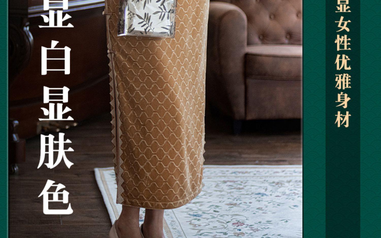 manga melhorada qipao vestido elegante intelectual feminino