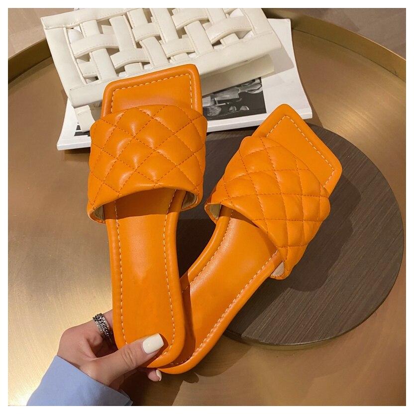 de dedos abertos para mulheres, sapatos casuais, verão 2020