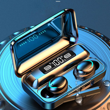 Sohokda f9 5c водонепроницаемые 9d стерео спортивные наушники