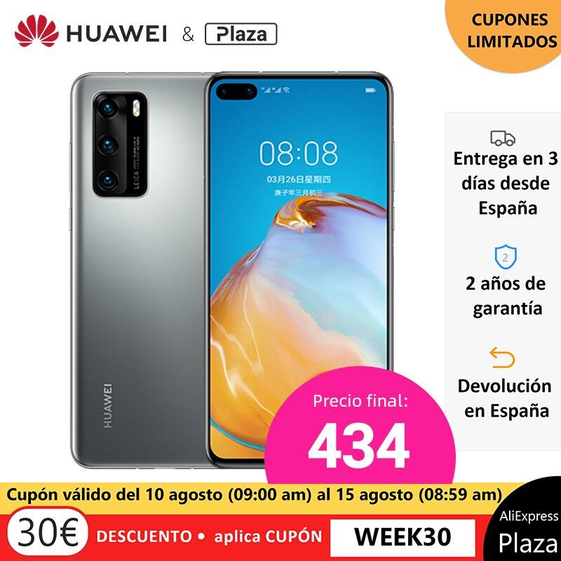 Huawei P40 5G global por 434 euros (-45% desc.)