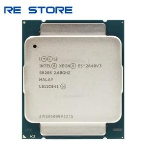 Image 5 - Kllisre X99เมนบอร์ดชุดXeon E5 2640 V3 LGA2011 3 CPU 2Pcs X 8GB = 16GB 2666MHz DDR4หน่วยความจำ