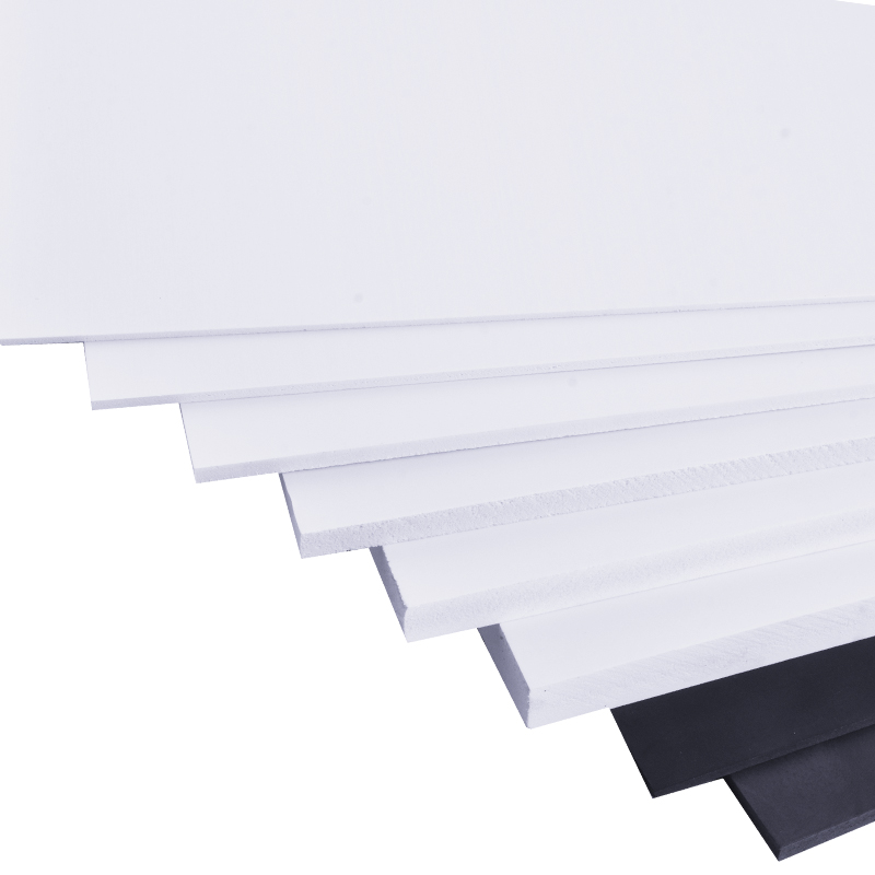1pcs PVC Foam Board Plastic Model Pvc Foam Sheet Board White Foamboadrd Model Plate 2mm 3mm 5mm 8mm Thickness