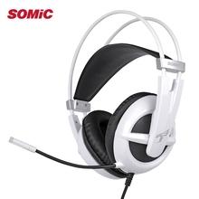 Somic G238 Virtual 7 1 gamingowy zestaw słuchawkowy USB kontrola przewodowa z Denoise Earcap lekkie słuchawki dla graczy PUBG komputer dla graczy tanie tanio Dynamiczny Przewodowy Brak Do Internetu Bar Do Gier Wideo Wspólna Słuchawkowe Dla Telefonu komórkowego Typ linii Instrukcja obsługi