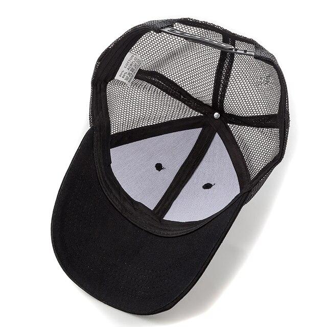 Mesh Baseball Cap  3