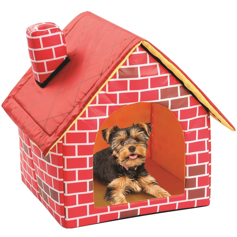 Горячий складной домик для питомца, кошки, собаки, зимняя теплая кровать для собаки, мягкое спальное гнездо, кровать для животных, пещера, спальная кровать для собаки|Дома, конуры и манежи|   | АлиЭкспресс