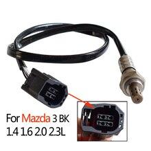 Датчик кислорода для Mazda 3 BK 1.4L 1.6L 2.0L 2.3L 04 09, датчик соотношения топлива и воздуха, датчик соотношения кислорода и кислорода в воздухе, с датчиком подачи топлива